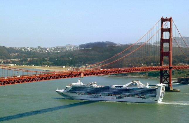 Cruise to San Francisco