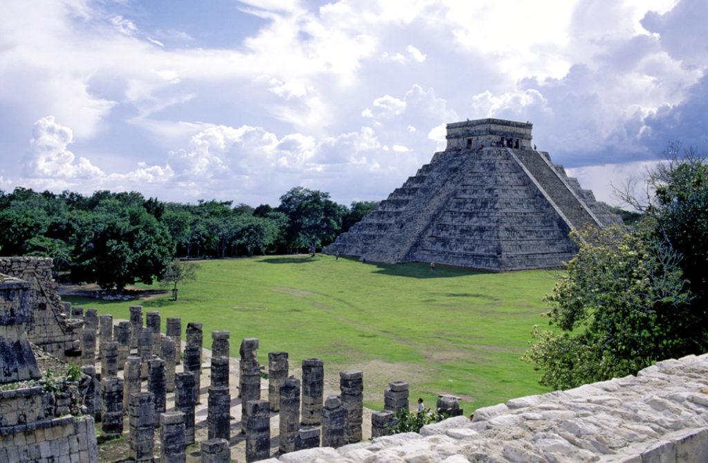 mexico chichen Iitza