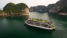 lan ha bay cruise honeymoon trips